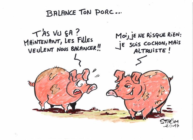 Balance ton porc ! 18 oct 2017
