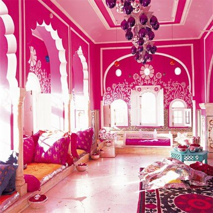 Inspiration indienne shantaram - Adorable moroccan decor style ...