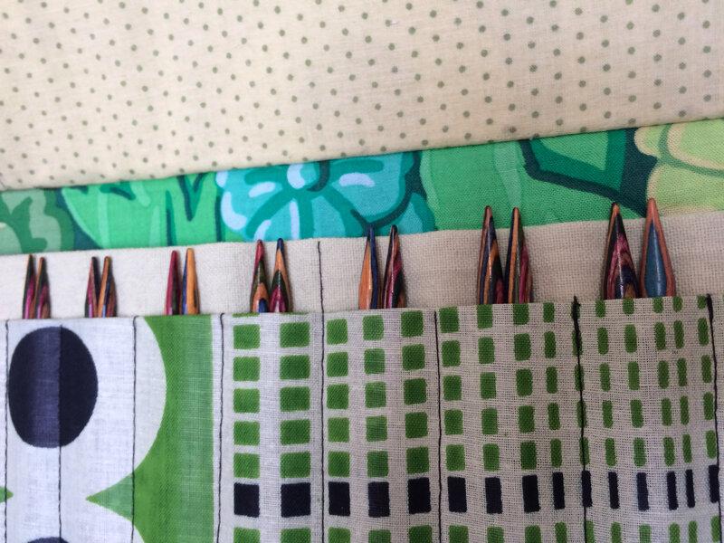 pochette pour aiguille à tricoter 3