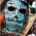 halloween masque