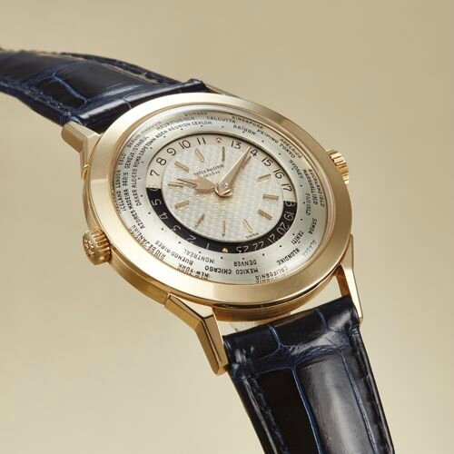 Sotheby's Hong Kong unveils an extremely rare Patek Philippe vintage wristwatch