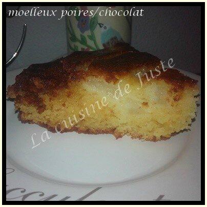 moelleux poire-choco3-1-1