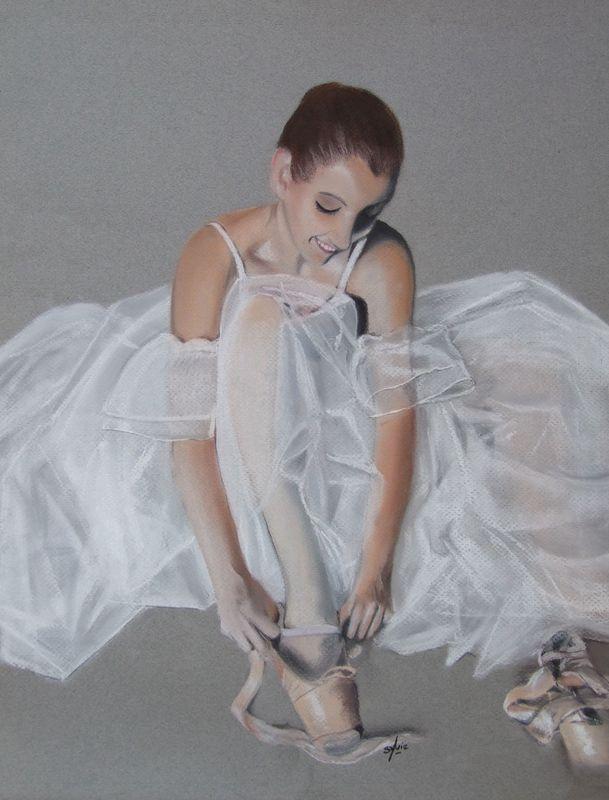 Marie-Sophie danseuse