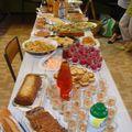 Diner de fin d'année CréA'telier Ste Gemmes 2010