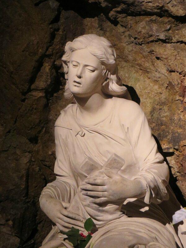 Buste Grotte de Sainte Baume
