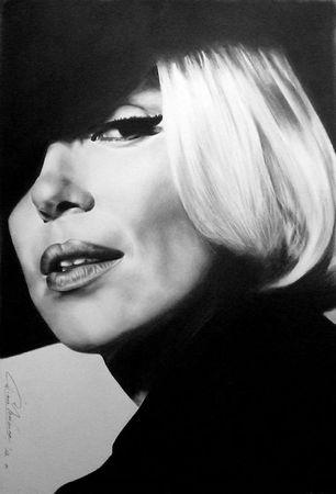 Bert Stern's Marilyn