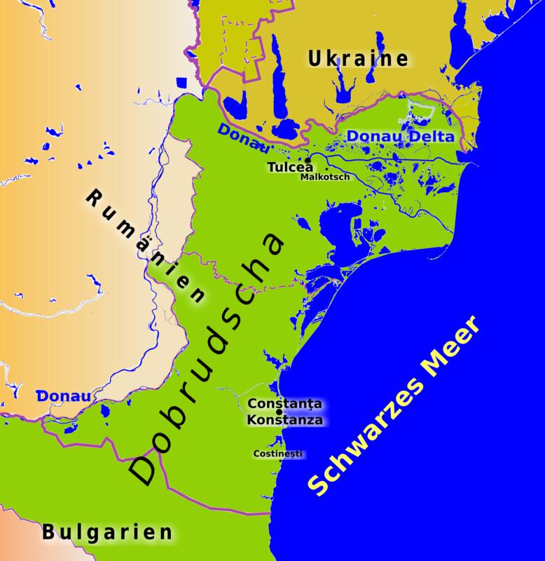 Dobrudscha
