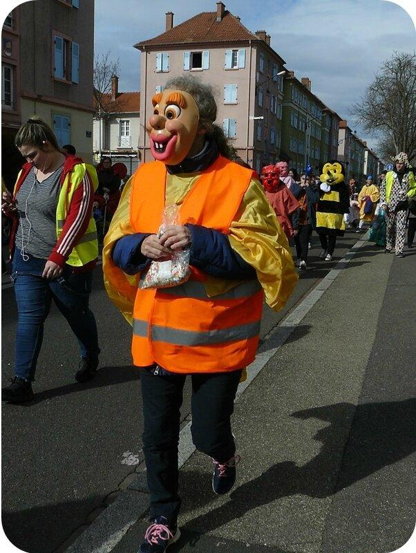 Quartier Drouot - Carnaval 64