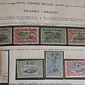 Congo belge - ruanda urundi (1/2) - (page 343)