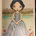 Halloween coloring book - jasmine becket-griffith i