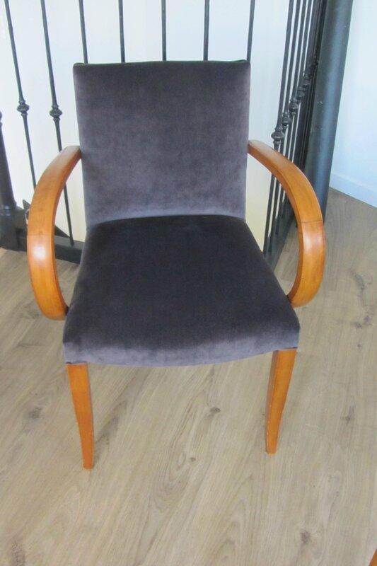 fauteuil bridge côté sièges