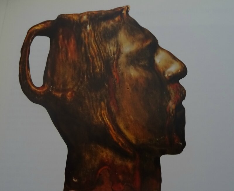 Gauguin Pot autoportrait