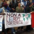 2004 MARCHE EUROP. DES SANS PAPIERS PARIS - BXL - PARIS