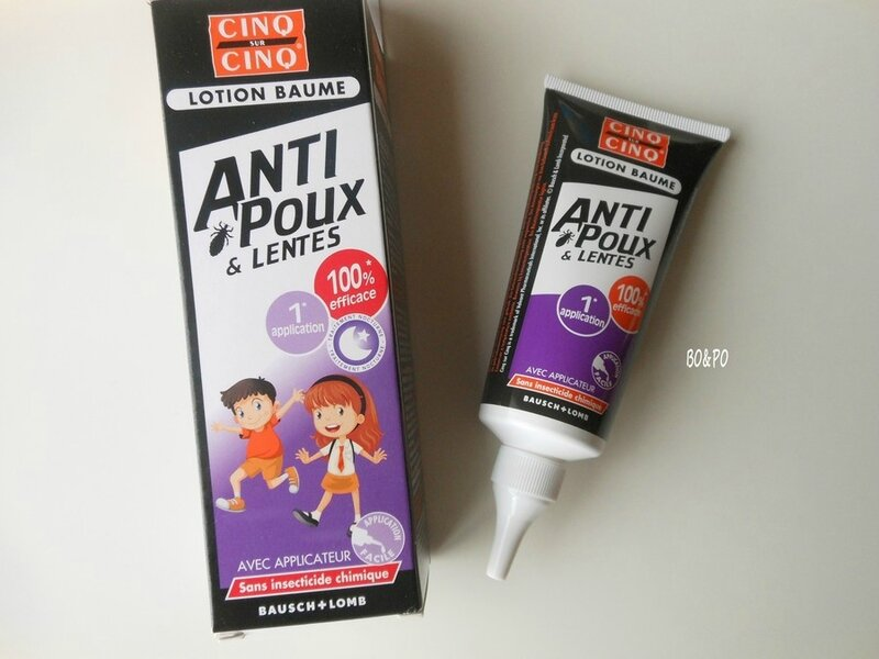 maman boucle d'or - lotion anti-poux