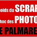 Le poids du scrap, le choc des photos - le palmarès