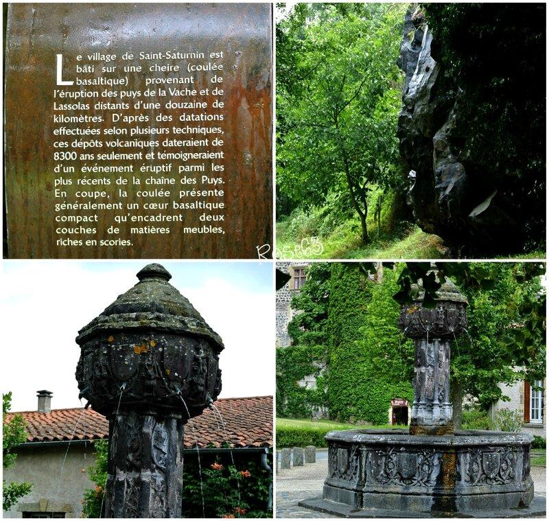 Très beau village en Auvergne Rose63