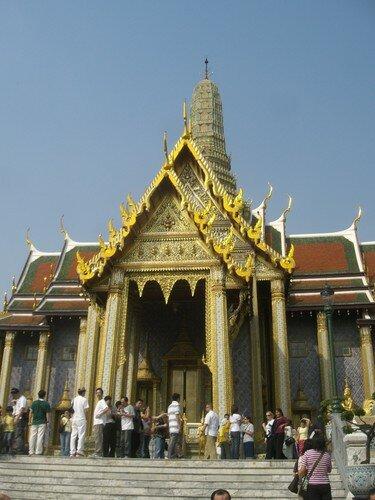 Bangkok, grand palais