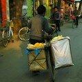 vendeur à la sauvette
