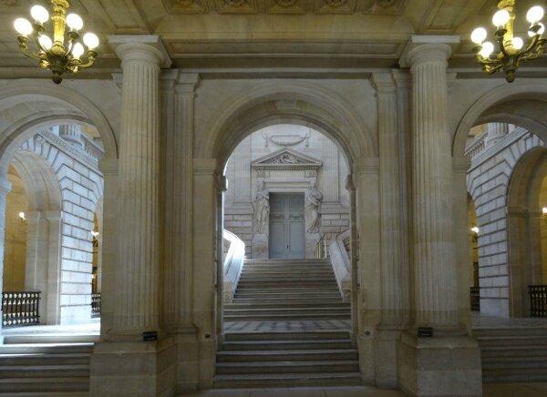 escalier théâtre Bordeaux1