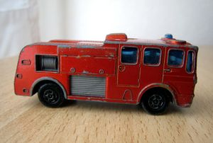 Merryweather fire engine 03 -Matchbox- (1969)