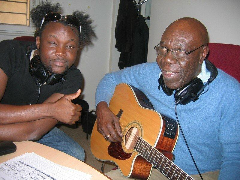 Olivier_Tshimanga_et_Manu_Dibango