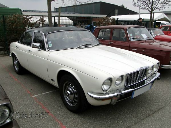 jaguar xj6 series II 1973 1979 a