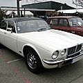 Jaguar xj6 series ii, 1973 à 1979