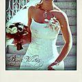 Parure de bijoux mariage, pendentif et bracelet mariage
