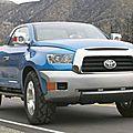 Toyota présentera le tundra 2014 lors du salon de l'auto de chicago 2013 (cpa)