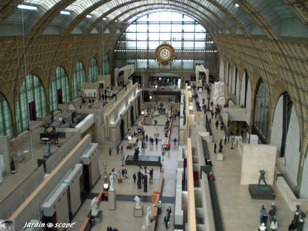 L'ancienne Gare d'Orsay