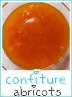 confiture d'abricots - index