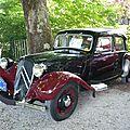 CITROËN Traction Avant 11 BL 1940 Lons le Saunier (1)