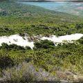 Dunes et maquis du Cap, partage incessant de la terre..