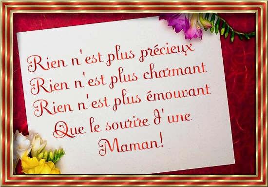 Bien connu POUR MAMAN QUI EST PARTIE TROP TOT !!! - PROMENADES ET FLEURS DES  XT51
