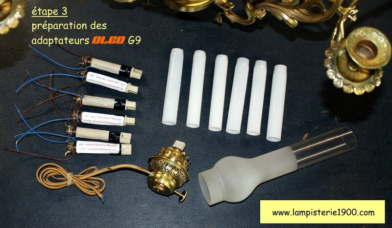 la lampisterie 1900 restauration de luminaires. Black Bedroom Furniture Sets. Home Design Ideas