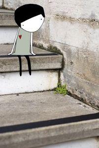 chica_escaleras