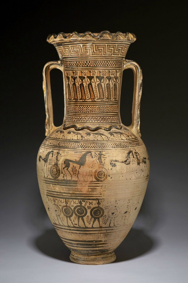 Getty Museum Announces Acquisition Of Two Superb Greek And