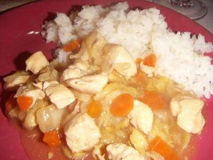 Chou chinois au poulet pour ceux qui aiment cuisiner - Cuisiner du chou chinois ...
