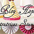 Blog hop de décembre......