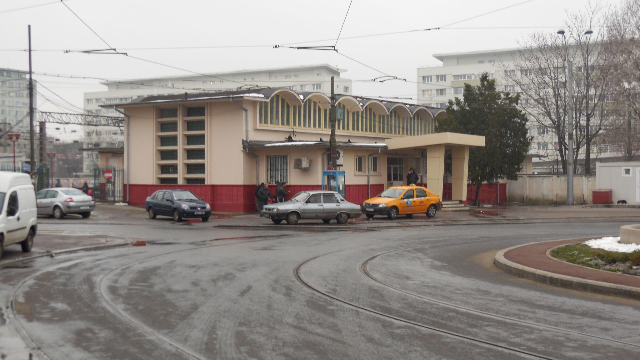 Bucarest Basarab (Roumanie)