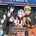 [anime news] le prochain film naruto sortira en 2014 + road to ninja en dvd le 24 avril