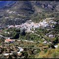 Andalousie, village blanc