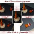 Duo d'amuses-bouches gourmands