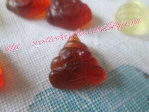 Gateau marbré aux bonbons cola41