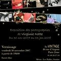 Rectification : expo au vintage