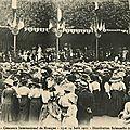 La population de saint-chamond en 1911 : histoire démographique et sociale