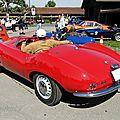 Arnolt bristol deluxe roadster 1954-1959