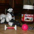 Rgime minceur  base de Nutella