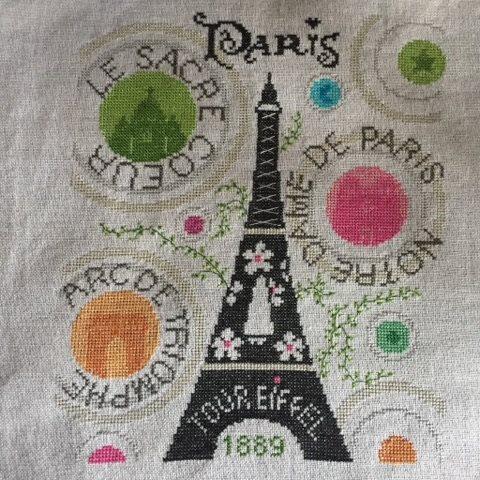Paris #10 Terminé le 28