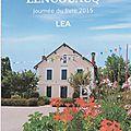 Lencouacq : journée du livre 2015 de lea (les enfants et les adultes)
